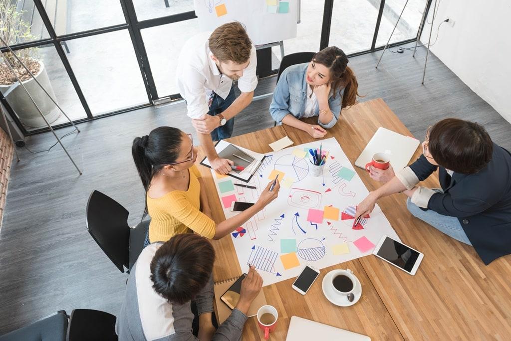 burza mozgow rozwiazywanie problemow praca zespolowa