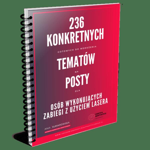 236 konkretnych tematów na posty - laseroterapia - Magdalena Atta-Motte