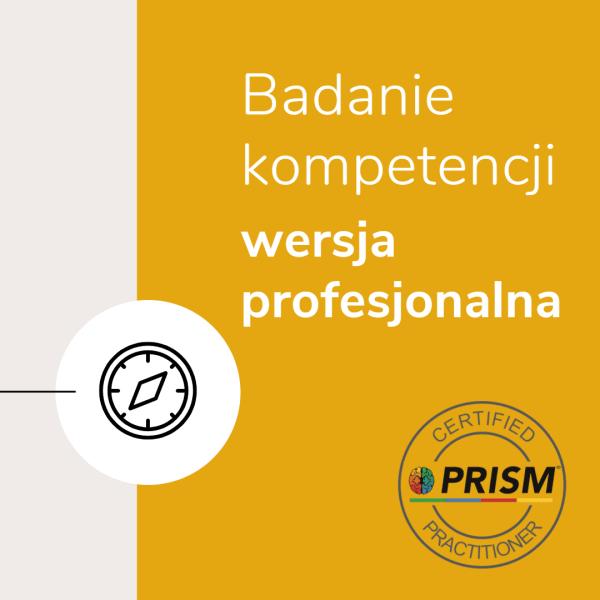 PRISM-badanie profesjonalne