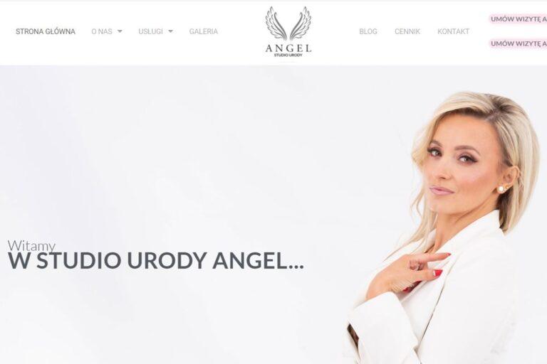 strona internetowa angel Gorlice