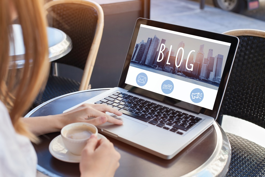wady prowadzenia bloga